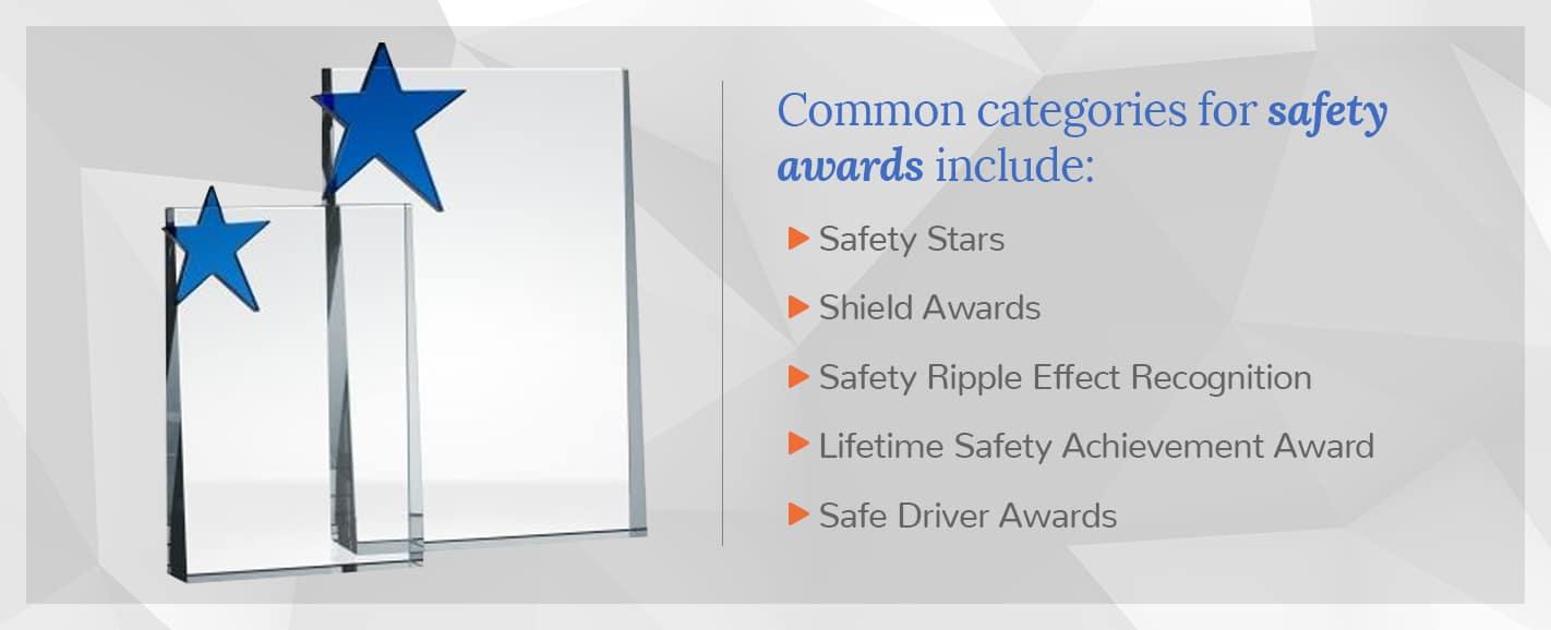 award ideas for safety