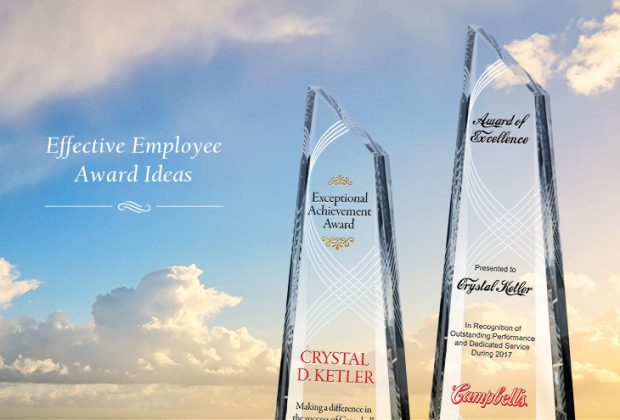 Effective Employee Award Ideas – Award Categories, Criteria and Names