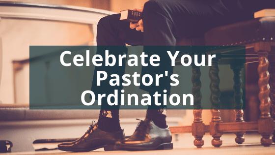 new pastor ordination
