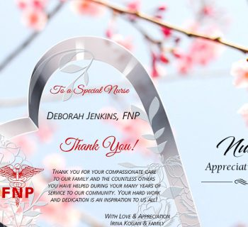 Celebration and Gift Ideas for Nurse Appreciation Day