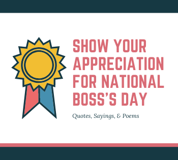 quotes for national boss's day