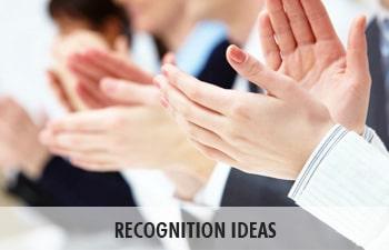 Recognition Ideas