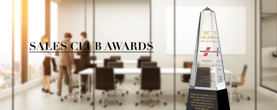 Personalized Sales Club Awards Plaques & Trophies - Banner 1