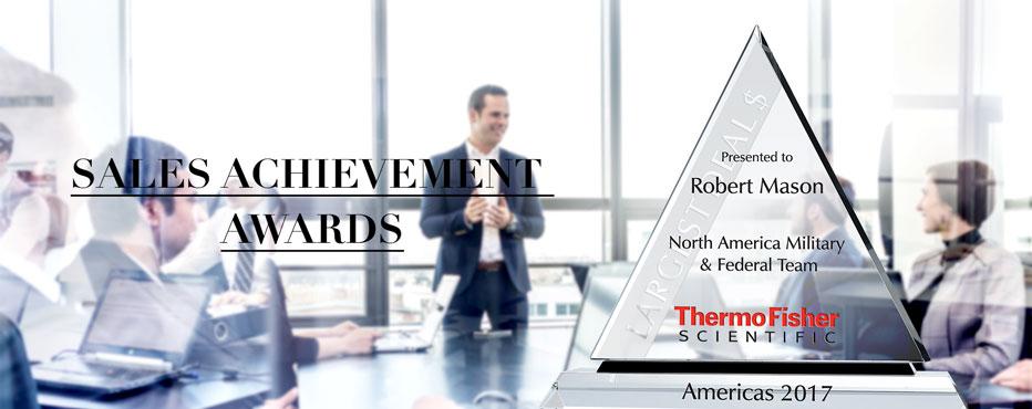Personalized Sales Achievement Award Plaques & Trophies - Banner 1