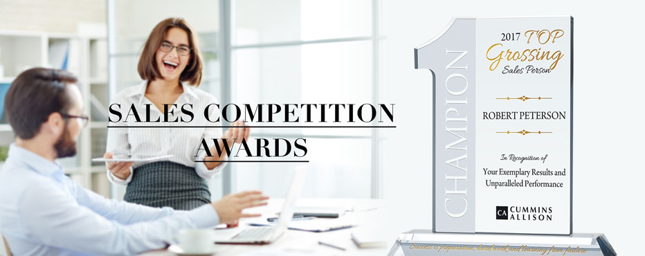 Personalized Sales Competition Awards Plaques and Trophies - Banner 1