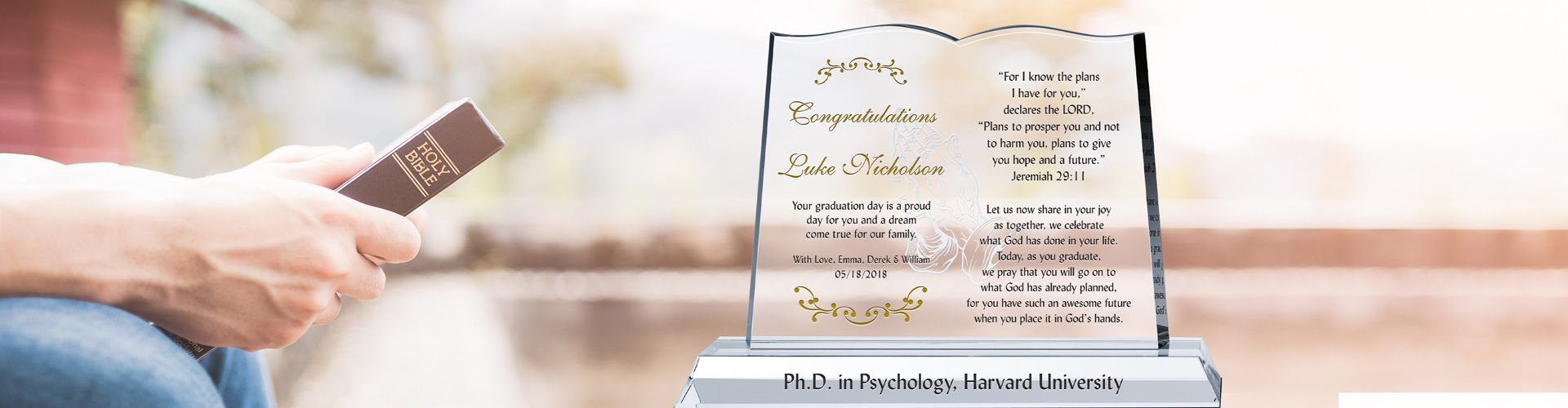 religious graduation quotes and wishes diy awards