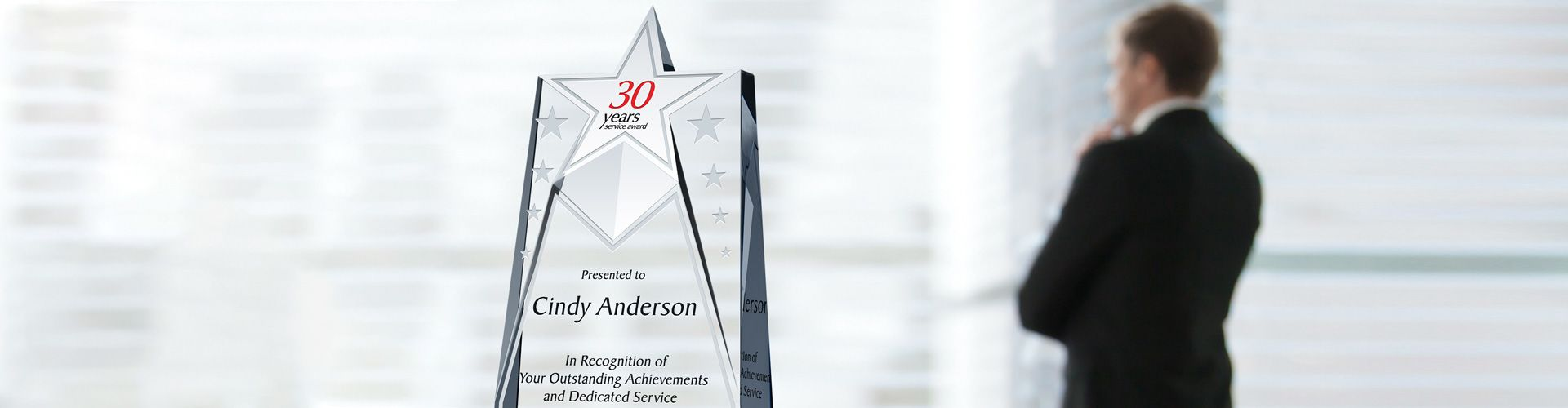 Years of Service Award Plaque Wording Ideas | DIY Awards