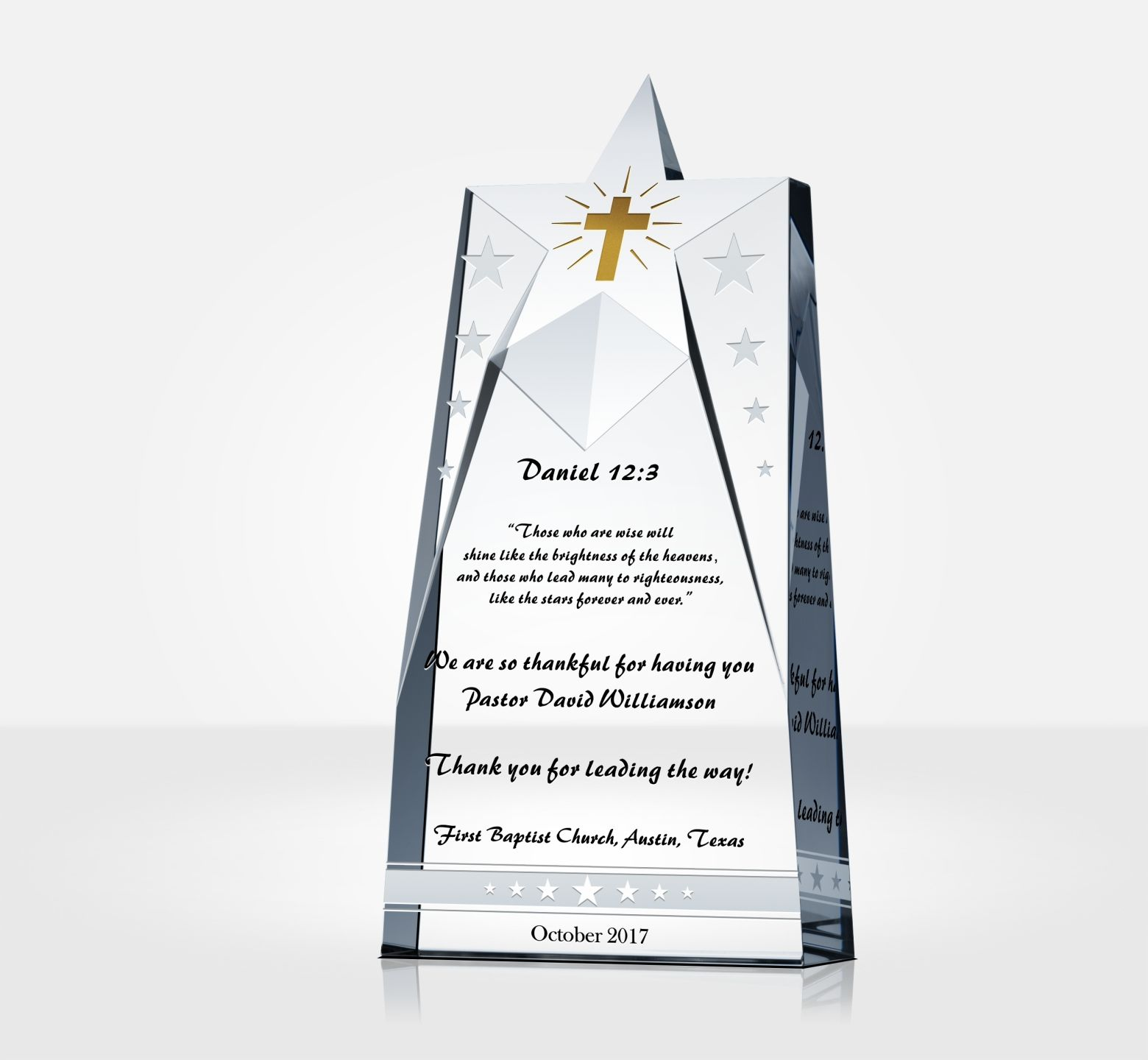 Pastor Appreciation Day Gifts Diy Awards