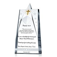 Star Priest Appreciation Plaque