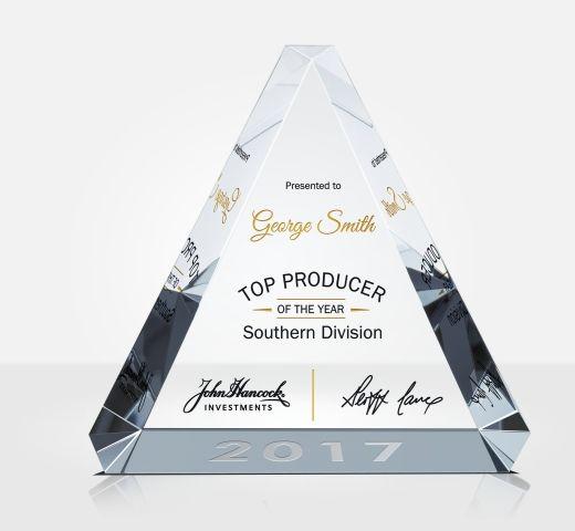 6ce5e61606 Top Producer of the Year Award Plaque - DIY Awards