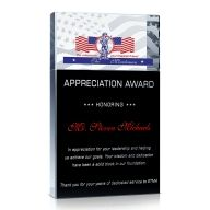 Sample Military Thank You Notes