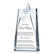 Star Boss Gift Plaque