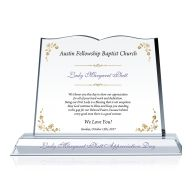 Pastor Wife Appreciation Gift Plaque