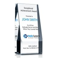 Sample Exceptional Achievement Award Message