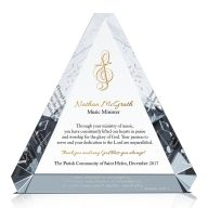 Worship Leader Appreciation Plaque