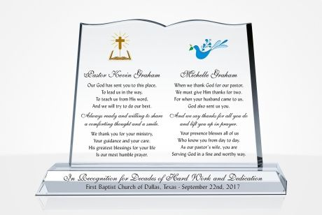 Pastor And Wife Anniversary Tribute