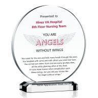 """An Angel Without Wings"" Nurse Appreciation Poem"