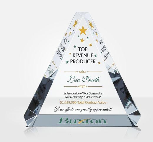 f4a148e552 Top Revenue Producer - DIY Awards