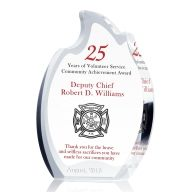 Volunteer Firefighter Achievement Award