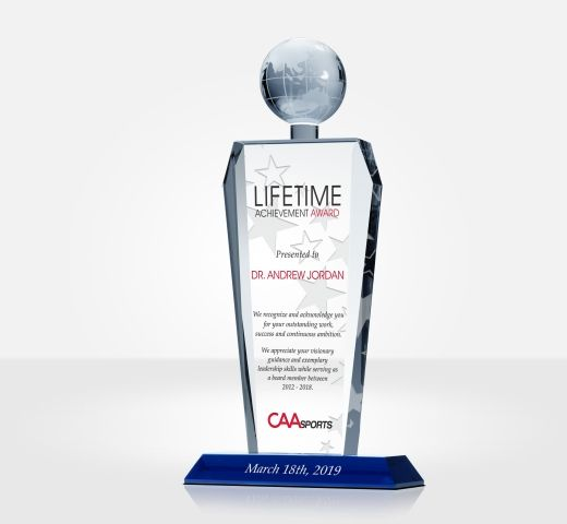 Crystal Globe Lifetime Achievement Awards
