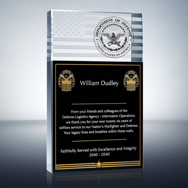 Navy Service Recognition Award  (#294-3)
