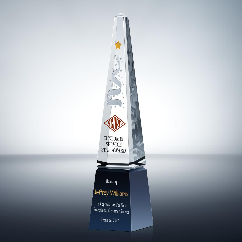 customer service star award sample   073-2