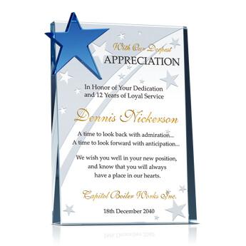 best wishes retirement plaque wording   117