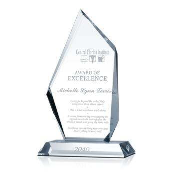 Above & Beyond Award of Excellence (#013-3)