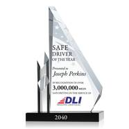Safety Achievement Award Trophy