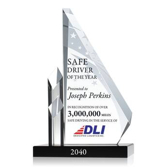 Safety Achievement Award