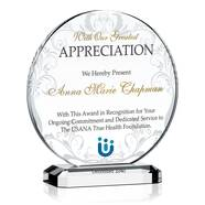 Unique Crystal Awards and Plaques for Every Occasion | DIY Awards