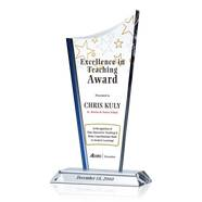 Teaching Excellence Award Plaque