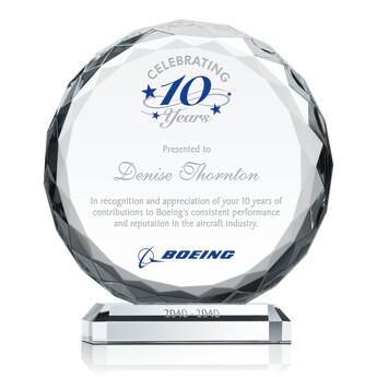 Celebrating 10 Years Of Service Award 002 2 Wording