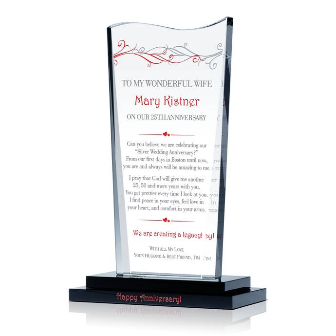 Wedding Gift Ideas In Silver : Silver Anniversary Gifts Related Keywords & Suggestions - Silver ...