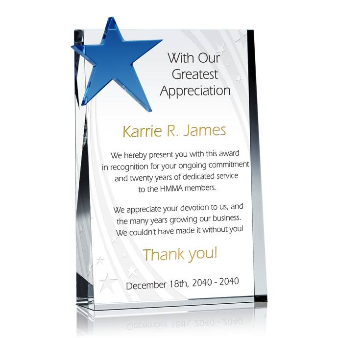 Love Plaques Quotes Appreciation Award Plaque Wording Ideas  Diy Awards