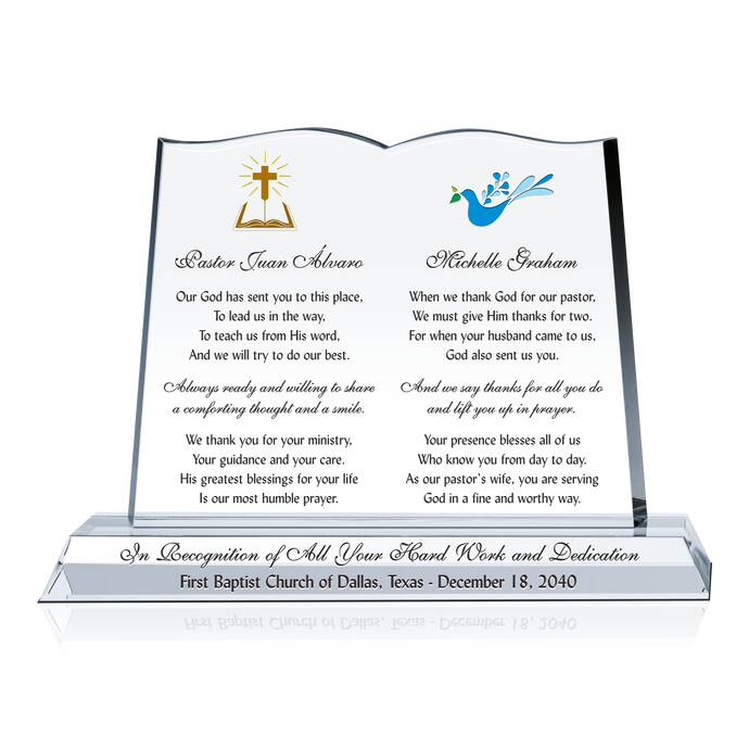 Pastors & Wife Gift; Gift Ideas for Pastor and First Lady ...
