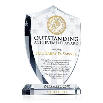 Marine Corps Outstanding Performance Award (#309-2)