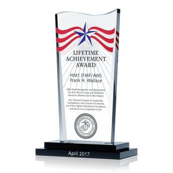 USMC Lifetime Achievement Award (#313-2)