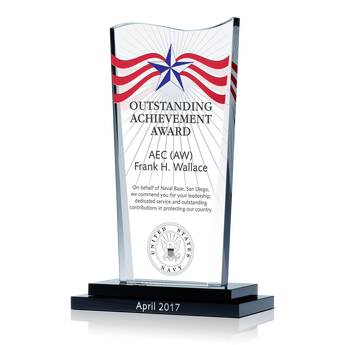 USN Outstanding Achievement Award (#332-1)