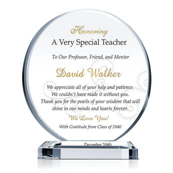 Teacher Appreciation Wording Ideas and Sample Layouts   DIY