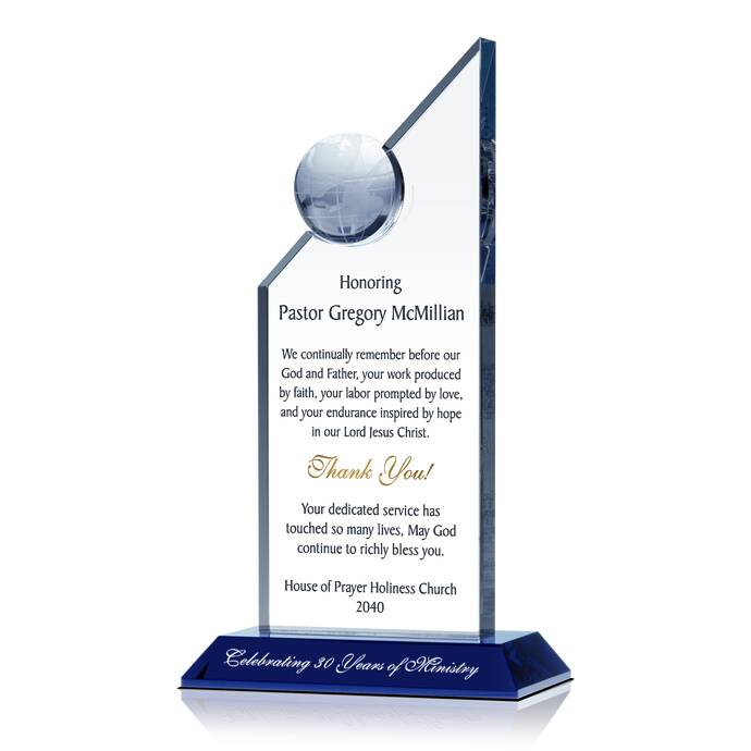 Thank You Gifts for Pastors with Sample Wordings | DIY Awards