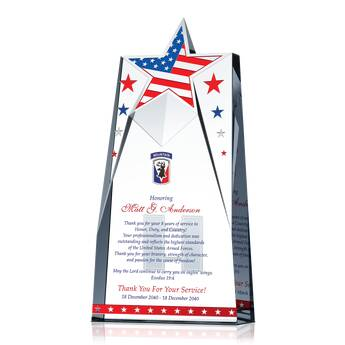 Armed Forces Appreciation Award (#042-2)