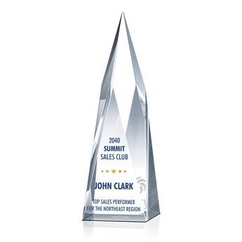 Top Sales Award Plaque