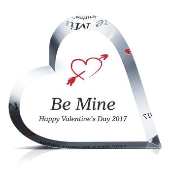 Be Mine Valentine Heart Gift (#507-1)
