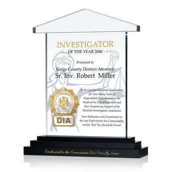 Investigator of the Year Award (#511-2)