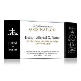 """Called to Serve"" Ordination Gift (#523-2)"
