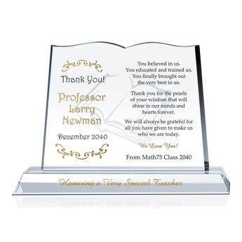 Teacher Appreciation Wording Ideas and Sample Layouts | DIY Awards