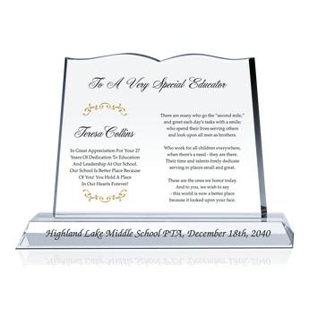 teacher recognition plaque quotes   538