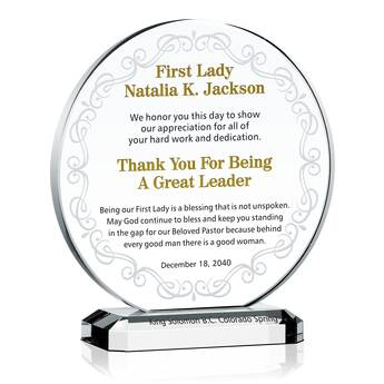 First Lady Appreciation Quotes 552 2 Wording Ideas Diy Awards
