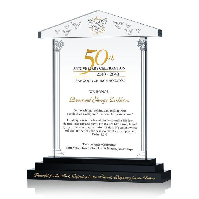 Superior Baptist Church Anniversary Themes #4: 672-detail-church-anniversary-recognition-awards.jpg